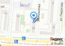 Компания «НАЛОГОВОЕ ПРАВО» на карте