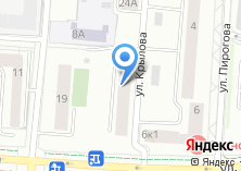 Компания «Rossotel» на карте