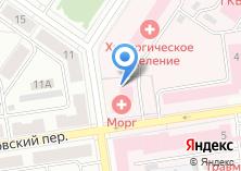 Компания «Городская клиническая больница №14» на карте