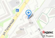 Компания «Consul» на карте