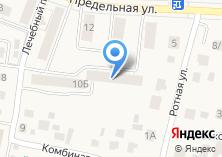 Компания «Bellini - магазин элитной мебели» на карте