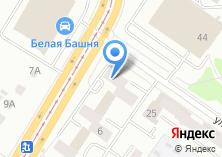 Компания «АвтоЧереп» на карте
