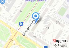 Компания «Уголовно-исполнительная инспекция ГУФСИН Главное Управление Федеральной службы исполнения наказаний России по Свердловской области» на карте