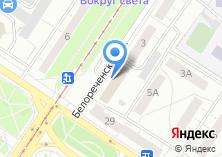 Компания «Отдел полиции Верх-Исетский район» на карте