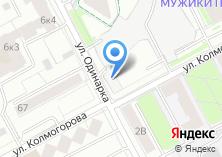Компания «Steklo» на карте