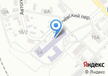 Компания «Средняя общеобразовательная школа №119» на карте