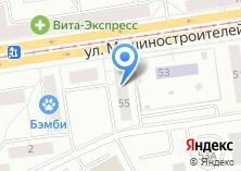 Компания «Пост сервис» на карте