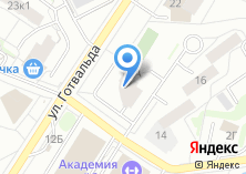 Компания «ЦентроВывоз» на карте