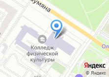 Компания «ЕКФК» на карте