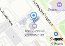 Компания «Технический университет УГМК» на карте