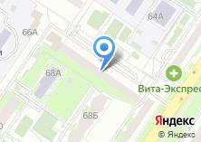 Компания «Элект» на карте
