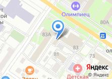 Компания «ИРА УТК» на карте