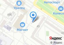 Компания «Радуга-Дуга» на карте