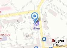 Компания «Волшебный» на карте