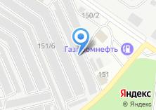 Компания «ТОНИКА» на карте