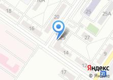 Компания «Уралмашстрой» на карте