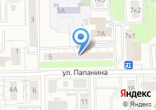 Компания «Кольцо Урала Тур» на карте