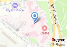 Компания «Уральский НИИ охраны материнства и младенчества» на карте