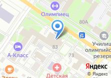 Компания «УПСК» на карте