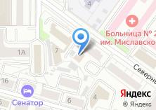 Компания «Газ-Урал Комплекс» на карте