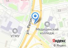 Компания «У Вани» на карте