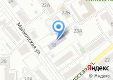 Компания «Детский сад №487» на карте