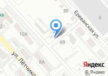 Компания «Автостоянка на Тагильской» на карте