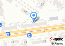 Компания «Новая версия» на карте