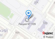 Компания «СДЮСШОР по греко-римской борьбе» на карте