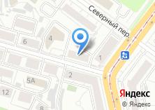 Компания «Грифон» на карте