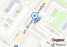 Компания «ALLIGATOR» на карте
