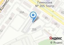 Компания «ГСК-12» на карте