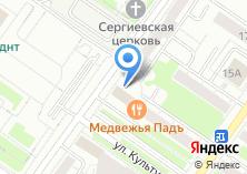 Компания «СтройТон» на карте