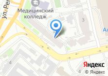 Компания «Адвокат Конев В.В.» на карте