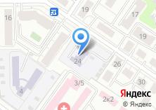 Компания «Детский сад №251» на карте