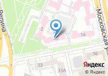 Компания «Уральский региональный центр экологической эпидемиологии» на карте