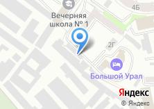 Компания «Исправительная колонния-2» на карте