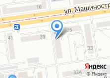 Компания «Уралпрогресс-2216» на карте