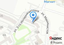 Компания «Аllec.ru» на карте