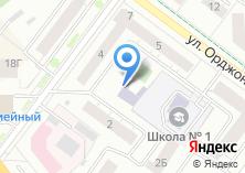 Компания «Юность России» на карте