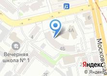 Компания «МЕДИА ПАРТНЕРСТВО» на карте