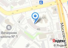 Компания «РДО» на карте