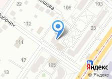Компания «BODY IDEAL» на карте