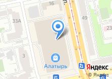 Компания «АСН» на карте