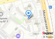 Компания «Аварийная служба» на карте