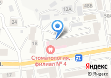 Компания «Module Service» на карте
