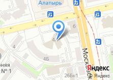 Компания «Свердловскоблгаз» на карте