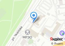 Компания «Управление ГИБДД ГУ МВД России по Свердловской области» на карте
