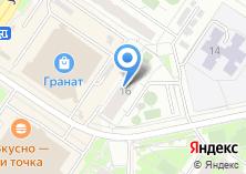 Компания «УниверсалТорг» на карте