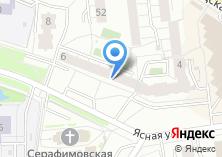 Компания «КорСел-Урал» на карте